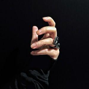 Alexis Bittar Kinetic Ruthenium Cocktail Ring